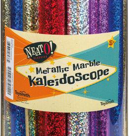 Kaleidoscope Metallic Marble Mylar Assorted Colours