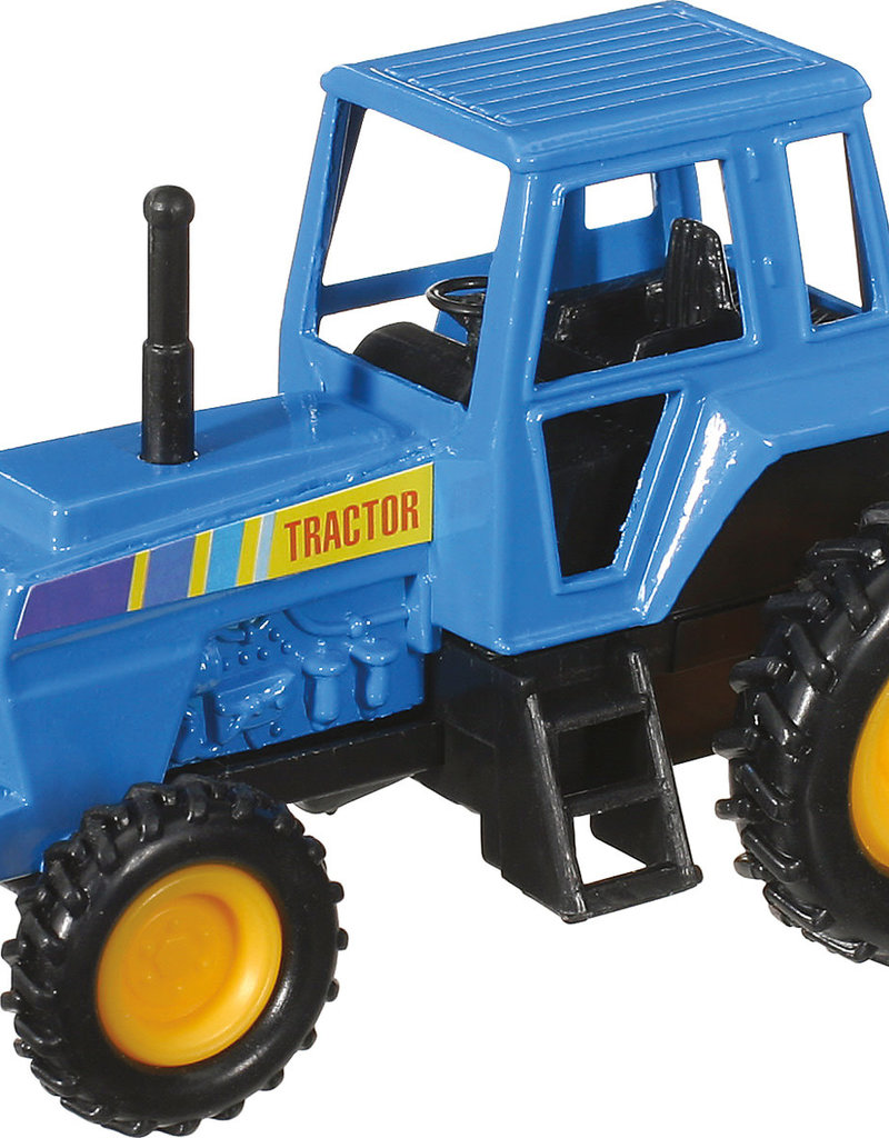 Toysmilth Tractor pull back friction