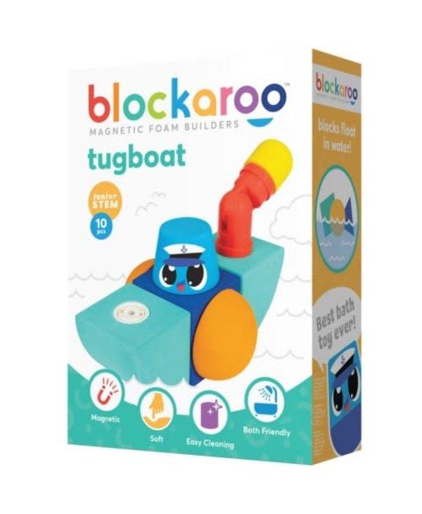 Blockaroo Magnetic Foam Builder