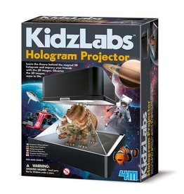 4M Hologram Projector kit