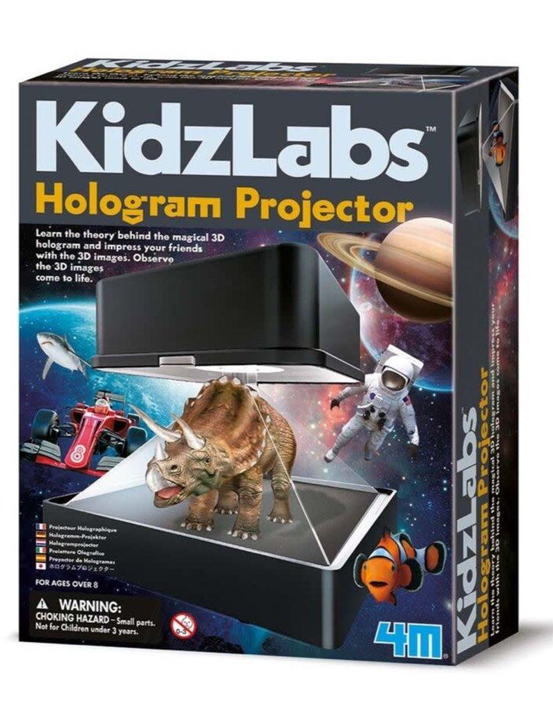 4M Hologram Projector kit