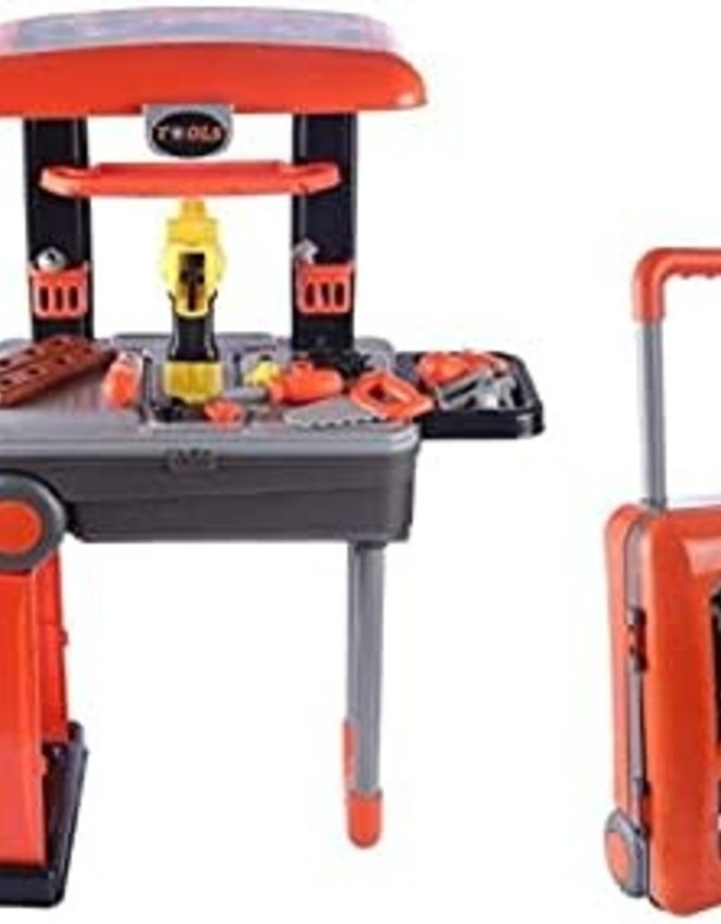 Tool Bench Suitcase