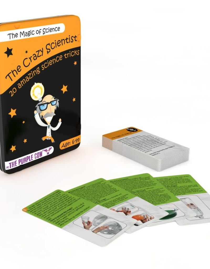 Crazy Scientist - The Magic of Science