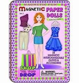 Lee Publications Magnetic Paper Dolls
