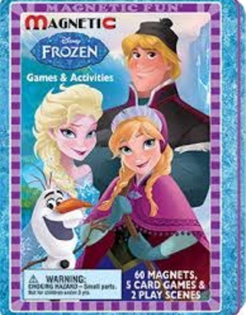 Lee Publications Frozen Magnetic Fun Tin