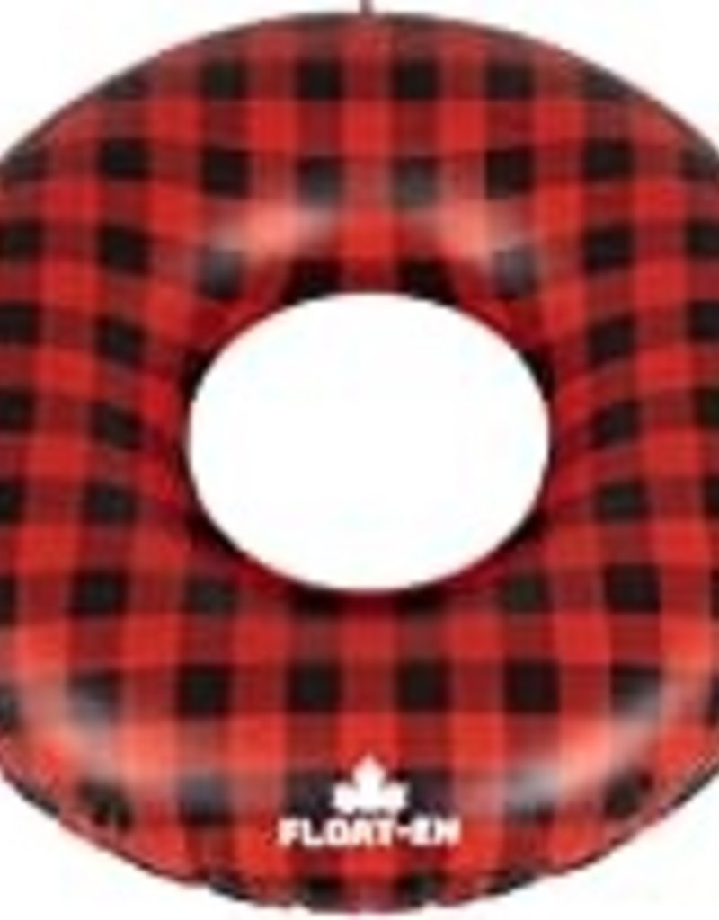 Float Eh Plaid Ring