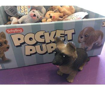 Pocket Pup German Shepherd