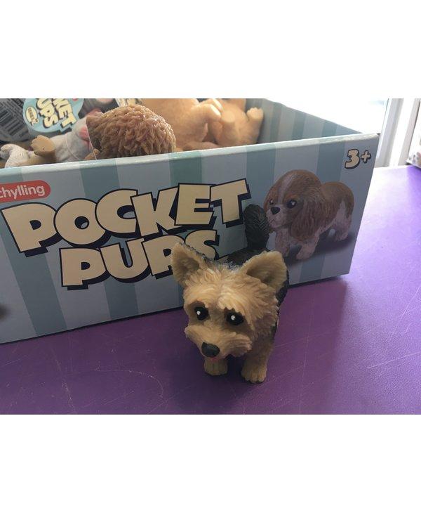 Pocket Pup Weston Terrier