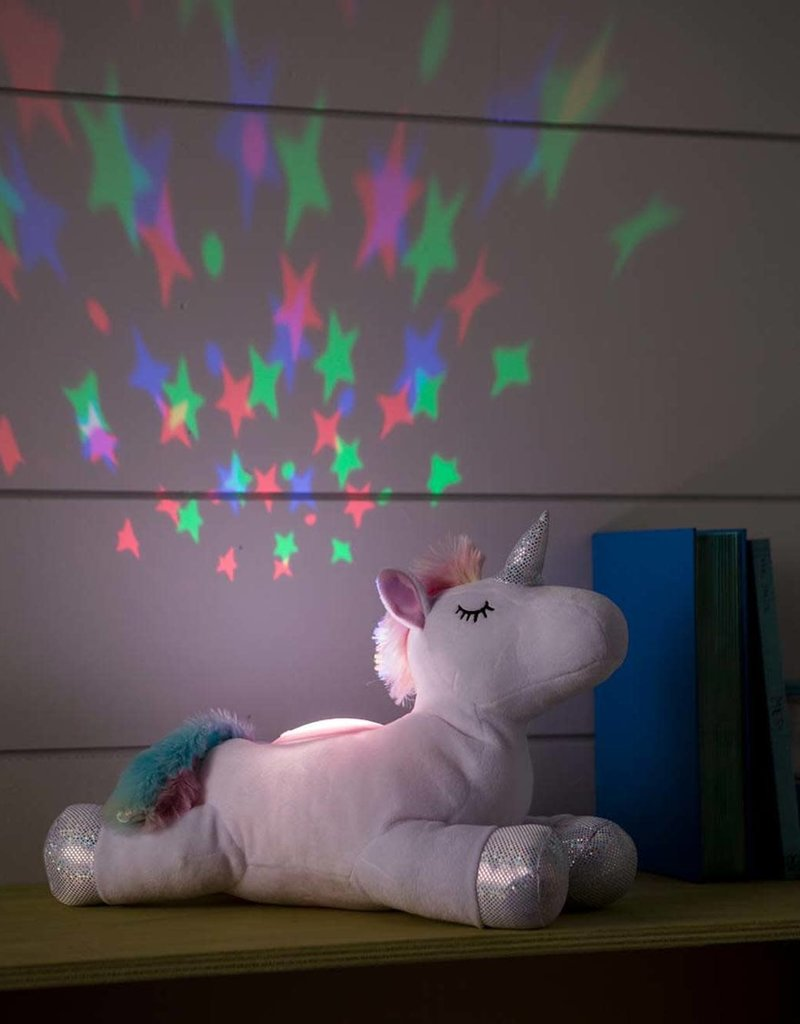 HearthSong Sounds and Light Unicorn Projector