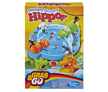 Grab & Go Hungry Hungry Hippos