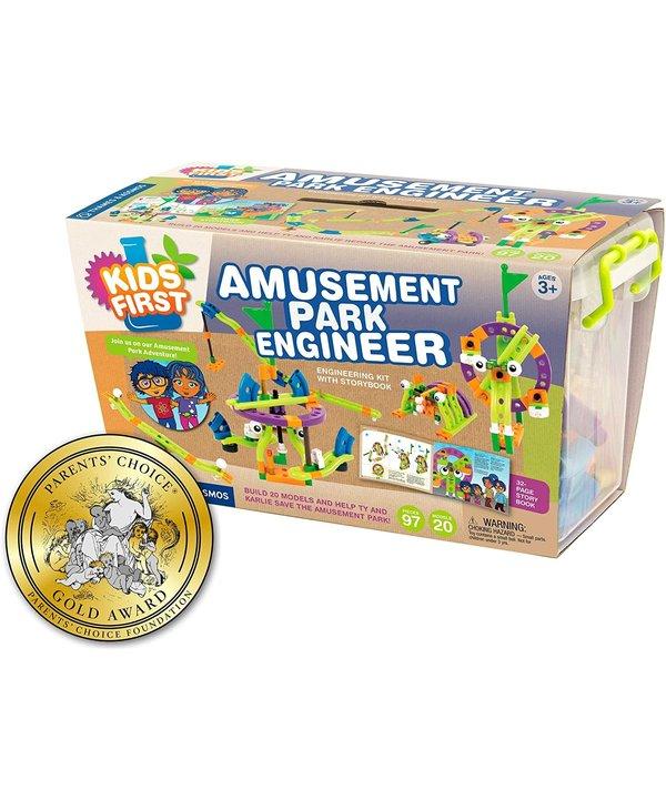 Amusement Park Engineer