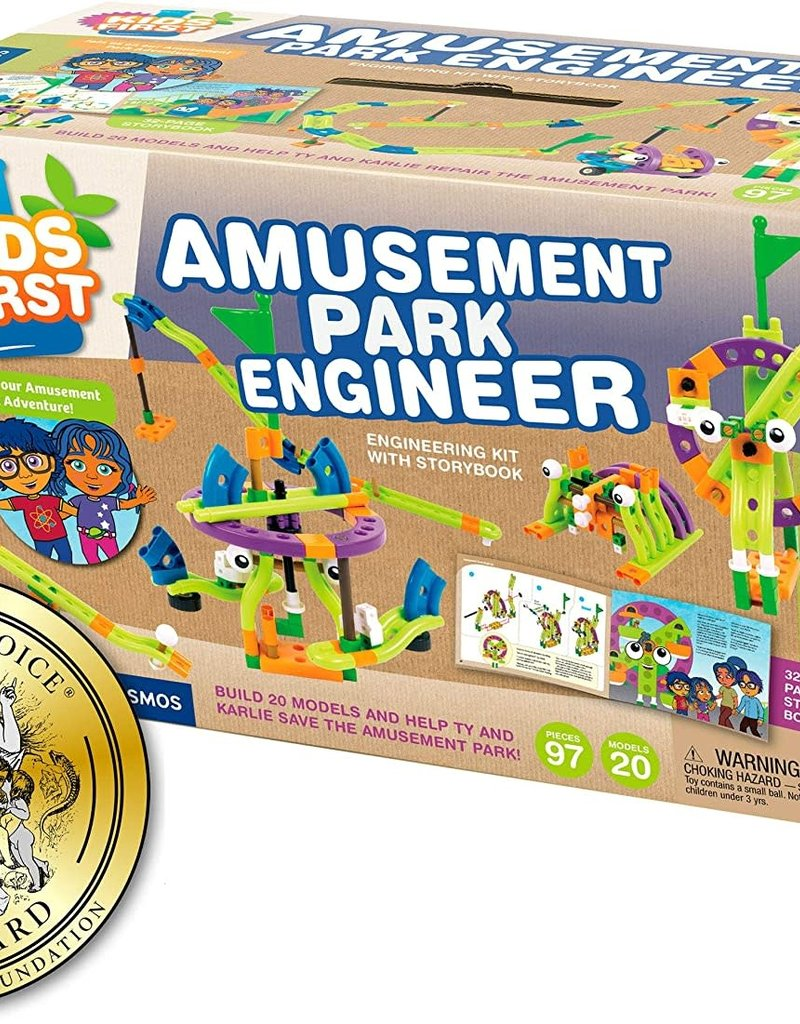 Thames & Kosmos Amusement Park Engineer