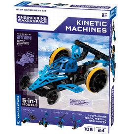 Thames & Kosmos Kinetic Machines 5 in 1 Model