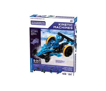 Kinetic Machines 5 in 1 Model