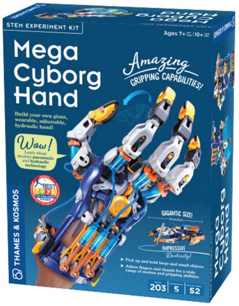 Thames & Kosmos Mega Cyborg Hand