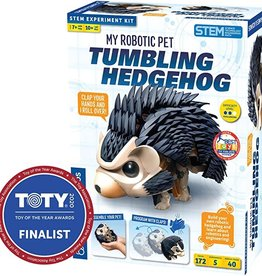 Thames & Kosmos My Robotic Pet Tumbling Hedgehog