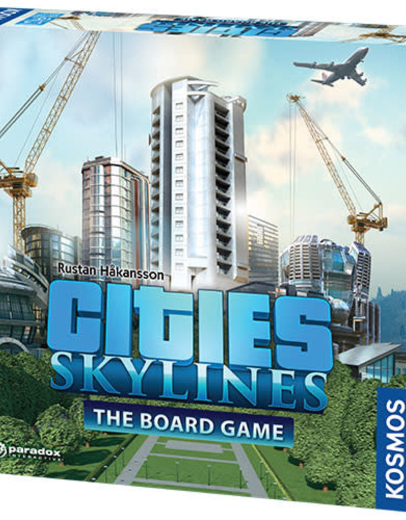 Thames & Kosmos Cities : Skylines