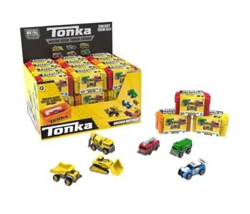 Tonka Micro Metals Single  Blind