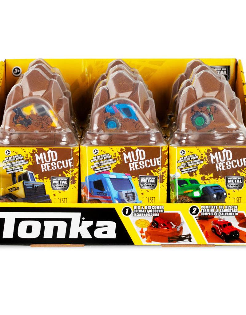 Tonka Tonka Metal Movers Mud Rescue