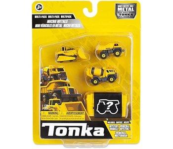 Tonka Micro Metals Multi Pack