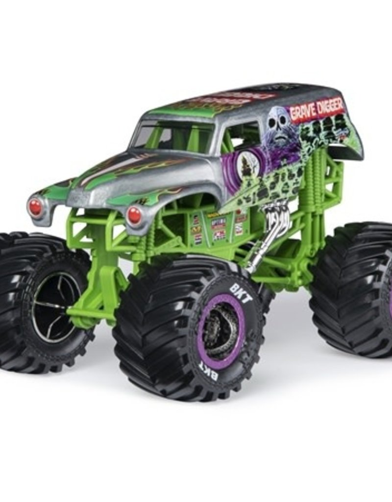 Monster Jam Die Cast Truck