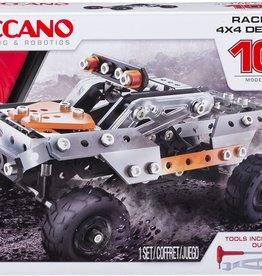 Meccano Meccano 10 in1, 4x4 Race Truck