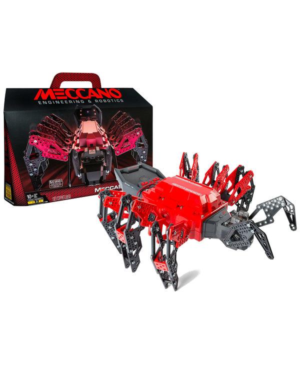 Robotics Mecca Spider