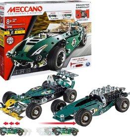 Meccano Roadster Cabriolet