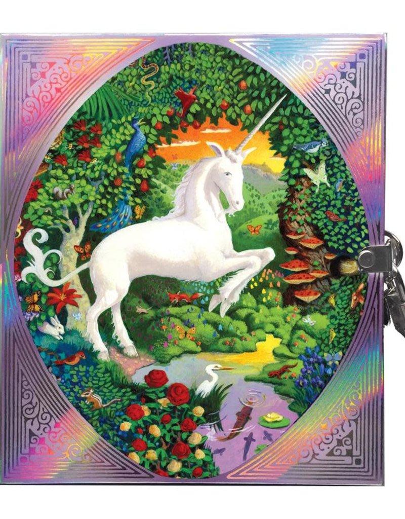 eeBoo Unicorn Diary