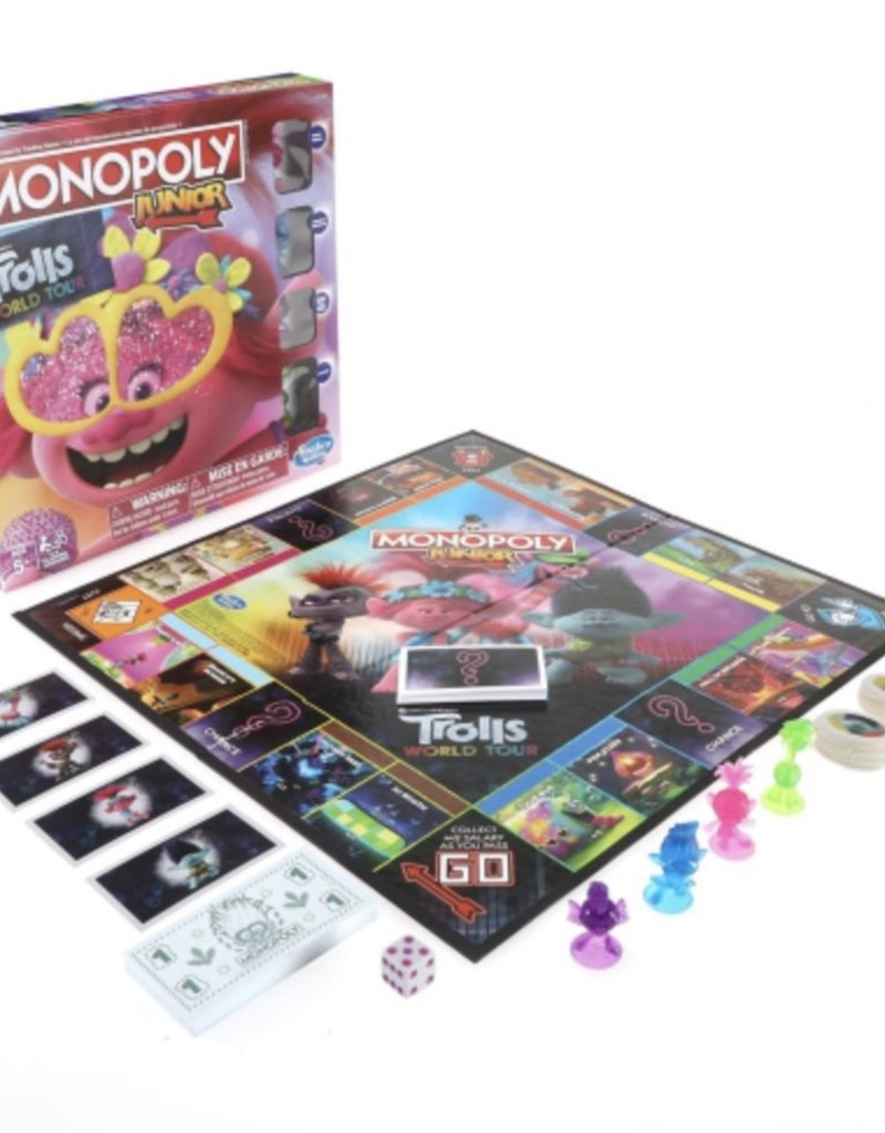 Monopoly Junior - Trolls