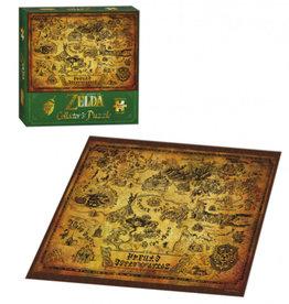 Legend of Zelda: Hyrule Map 550pc