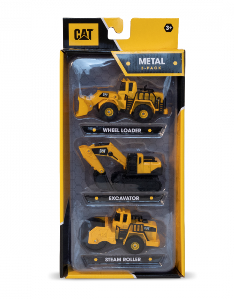 CAT Metal 3 Pack (2)