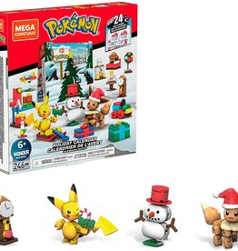 Pokemon Mega Construx Pokemon Holiday Advent Calendar [2020]