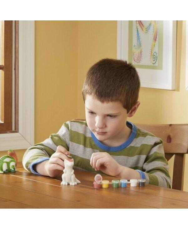 Created by Me! Dinosaur Figurines Craft Kit