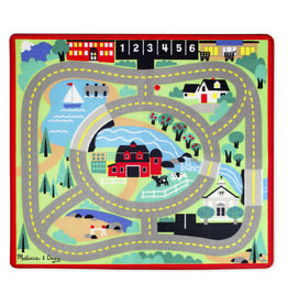 Melissa & Doug Aroung The Town Road Play Mat