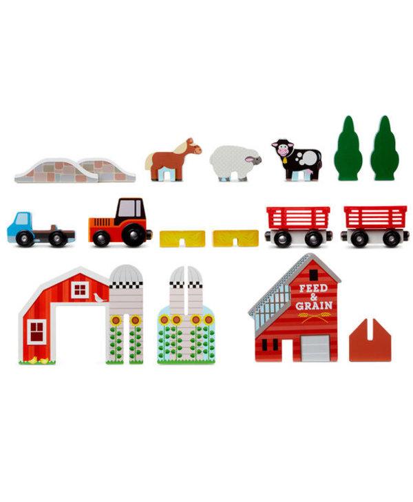 Take Along Farm Table