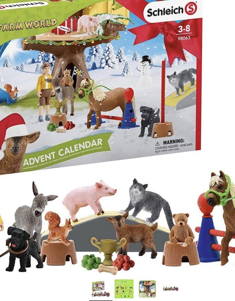 schleich Schleich Farm Adventure Advent Calendar
