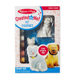 Melissa & Doug Created By Me Pet Figurines