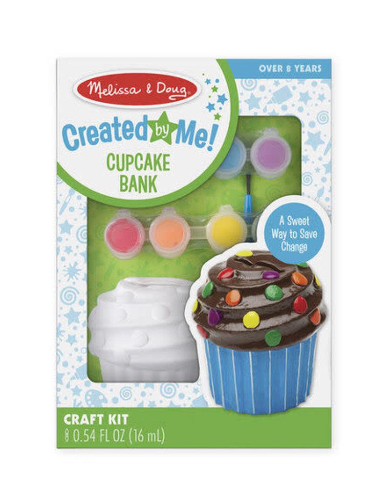 Melissa & Doug Created By Me Cupcake Bank
