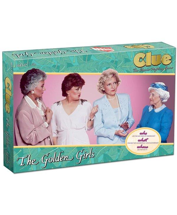 Clue - The Golden Girls
