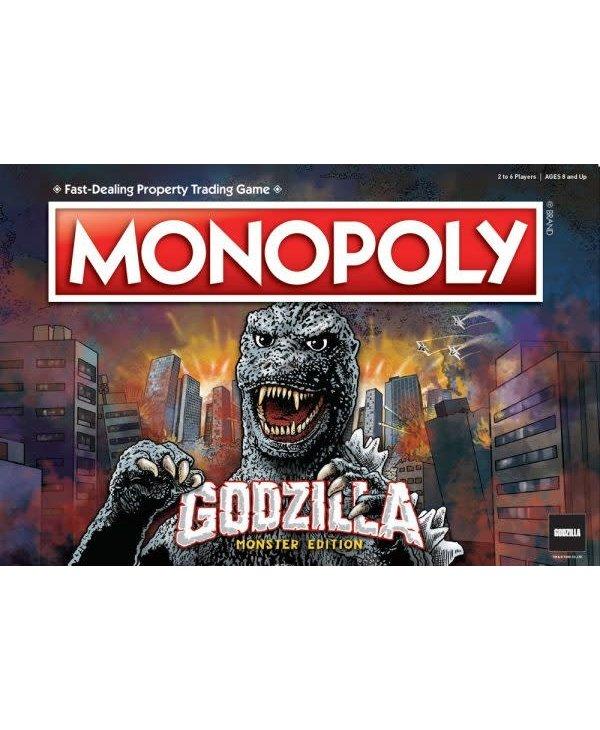 Monopoly Godzilla