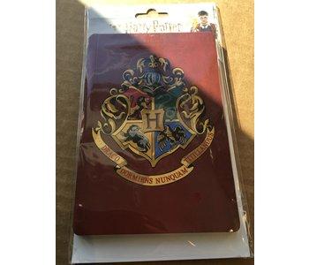Hogwarts Crest Notebook - Harry Potter