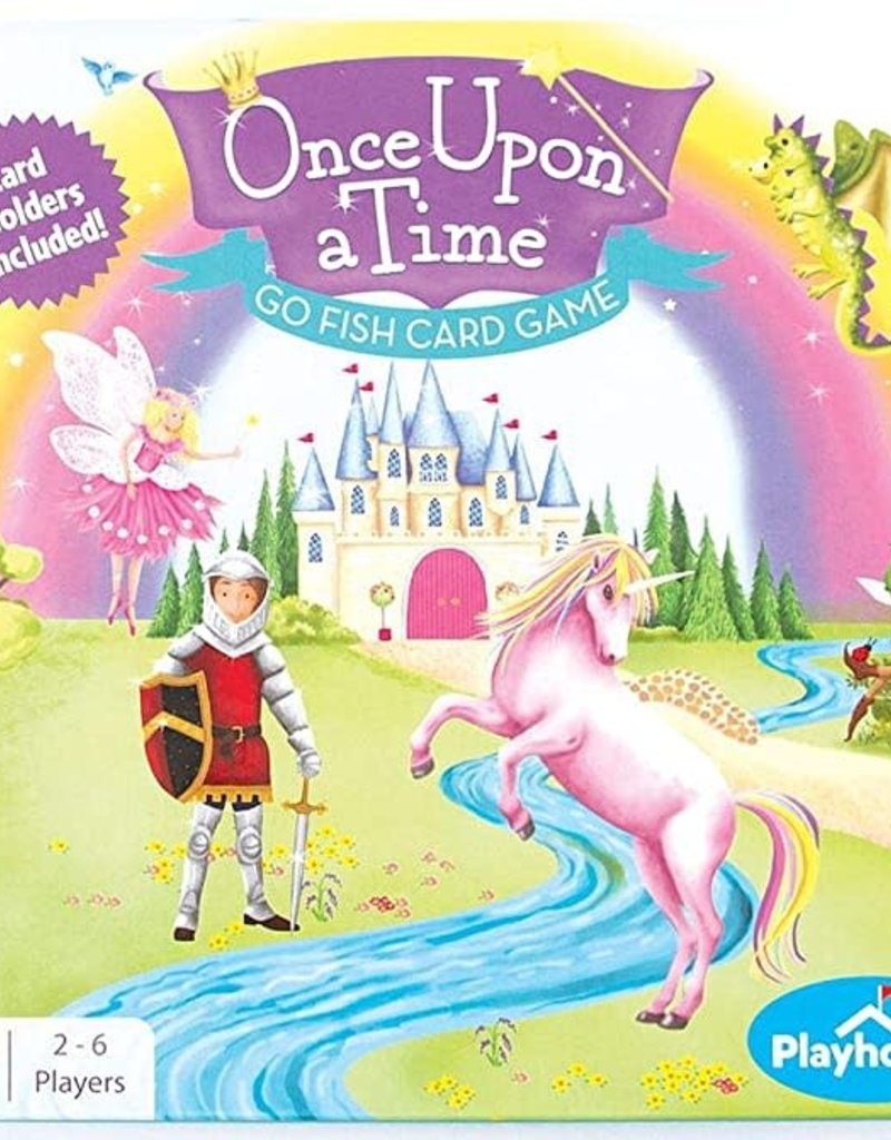 Playhouse Once Upon a Time Go Fish