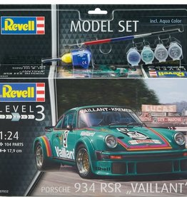 Revell Porsche 934 RSR Vaillant Model Set