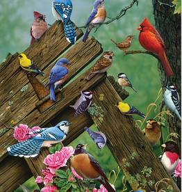 Cobble Hill Birds of the Forest 1000 piece puzzle