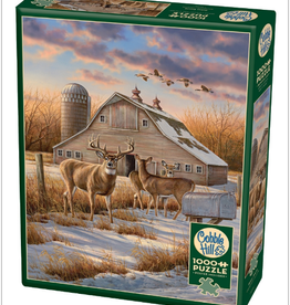 Cobble Hill Rural Route 1000 piece puzzle