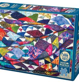 Cobble Hill Portrait of a Quilt 500 piece puzzle