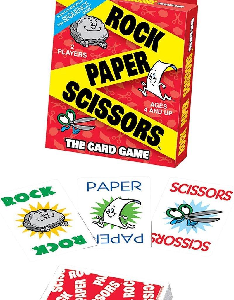 Rock Paper Scissors Card Game