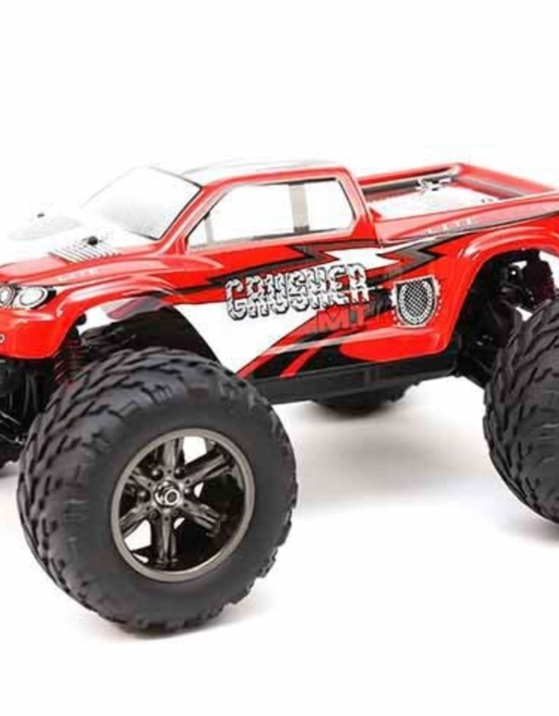 Litehawk Crusher Remote Control  Monster Truck