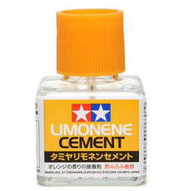 Tamiya Model Glue Limonnene Cement